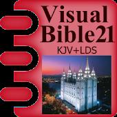 Visual Bible 21 KJV + LDS