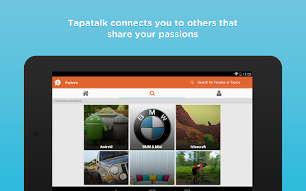 Tapatalk Screenshot 1