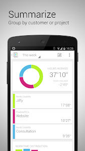 Jiffy - Time tracker v1.4.4