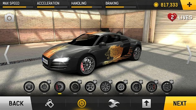 Racing Fever APK screenshot thumbnail 23