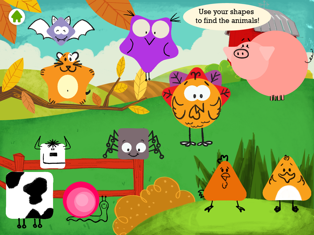 Tiggly Safari- screenshot