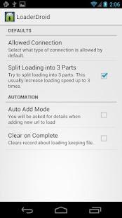 Loader Droid Pro License Key- screenshot thumbnail