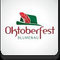 Oktoberfest Blumenau 2011 logo