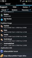 Screenshot of ROM Customizer