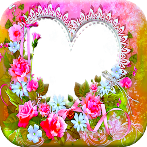 Romantic Love Frames - Apps on Google Play
