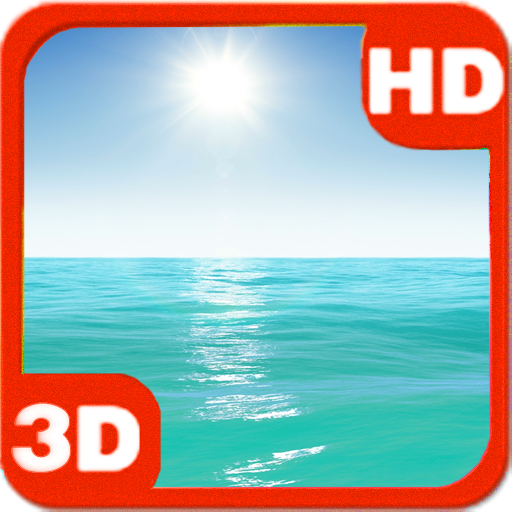 Incredible Ocean Scenery 3D LOGO-APP點子
