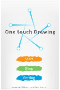 One touch Drawing - screenshot thumbnail