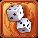 Narde backgammon online free icon