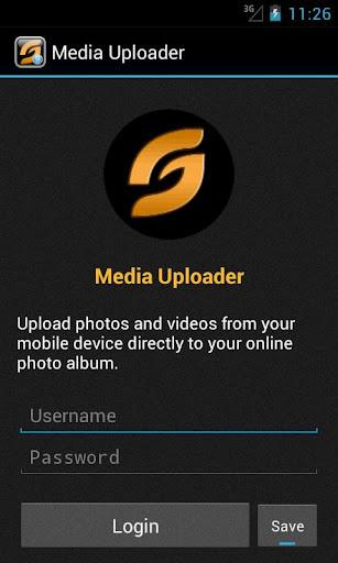 Media Uploader