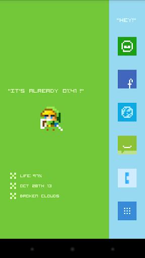 玩個人化App|简约像素图标包免費|APP試玩