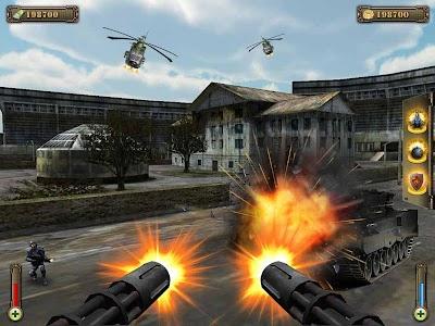 Gunship Counter Shooter 3D v1.1.4