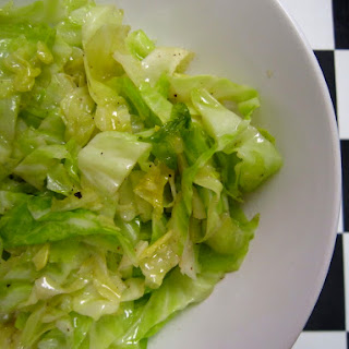 Buttered Cabbage.
