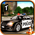 Drive & Chase: Police Car 3D icon