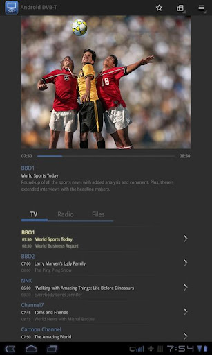 DVB-T for Android 1.0.1413 Windows u7528 1
