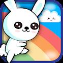 Kawaii Bunny - Easter Egg Hunt icon