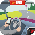 Text and Driving Simulator icon