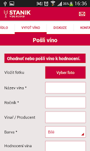 Lastest Stanik Wine Food APK for Android