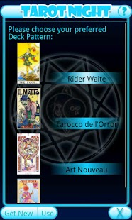 Tarot Night (Gift Version) - screenshot thumbnail