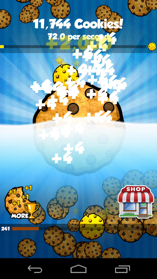 Cookie Clickers™ - screenshot