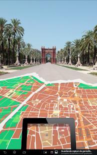 Mapa Tricentenari BCN - screenshot thumbnail