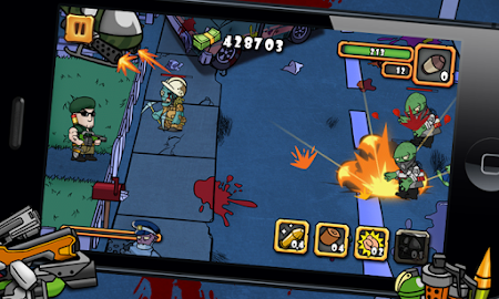 Zombie Age 1.1.1 screenshot 234842