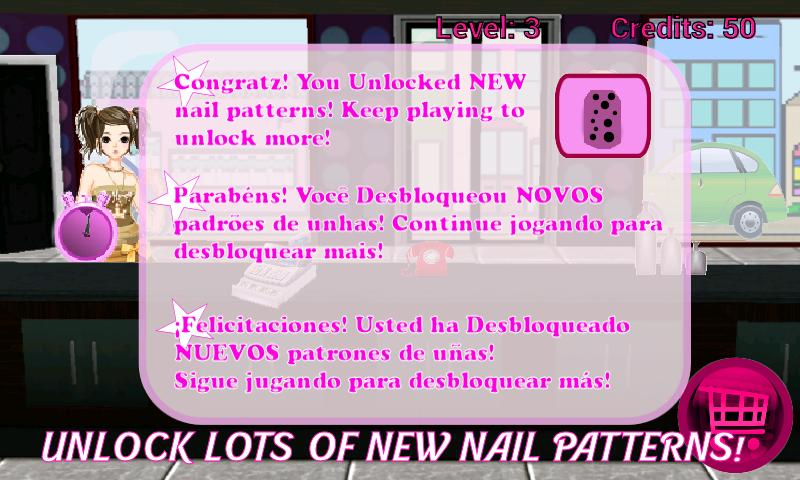 A list girl nail salon android apps on google play for A list nail salon