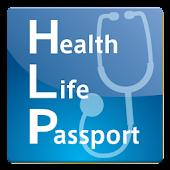 医療問診支援 - ヘルスライフパスポート(HLP)