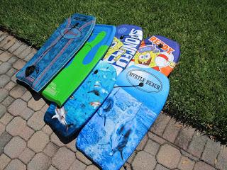 6 Boogie Boards