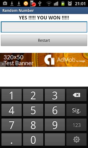 【免費休閒App】隨機數-APP點子