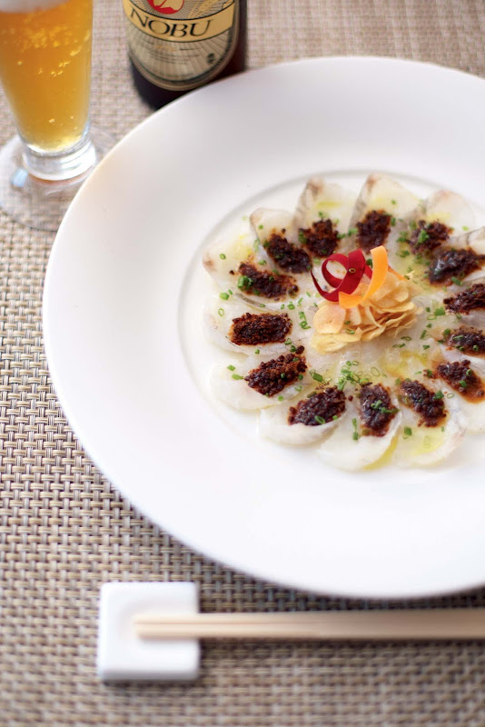 Try the Nobu Miso on Snapper for a dish you won't forget while on Crystal Serenity.