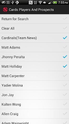 【免費運動App】St Louis Cardinal TweetMonitor-APP點子