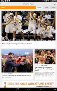Deseret News - screenshot thumbnail