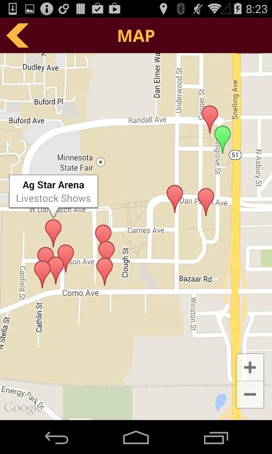 4-H at Minnesota State Fair- screenshot