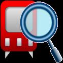 測って検索 logo