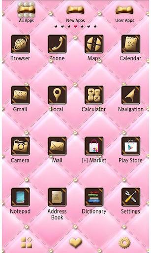 Cute Wallpaper Quilted Pink 1.3 Windows u7528 3