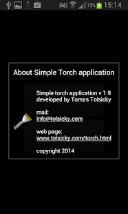 Simple torch- screenshot thumbnail