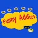 Funny Addict logo