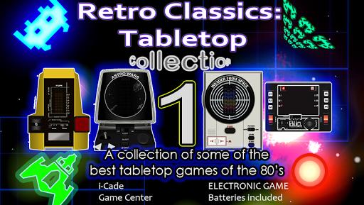 Retro Classics: Tabletops 1