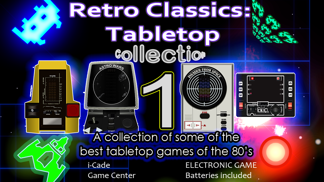 Retro Classics: Tabletops 1- screenshot