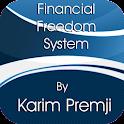 Karim Premji logo