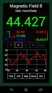 Ultimate EMF Detector Pro Screenshot