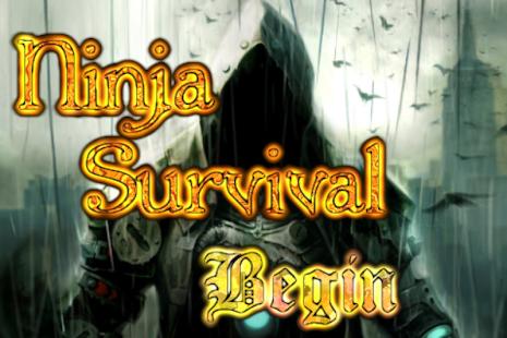 Ninja Survival
