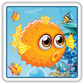 Kids Ocean Fish Memory Game