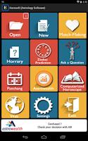 Screenshot of Horosoft (Astrology Software)