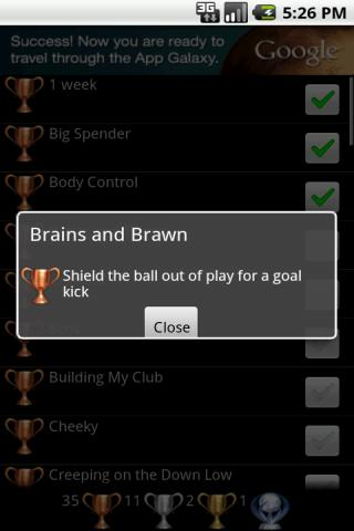 Trophies 4 FIFA 13 - screenshot