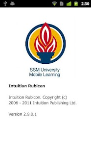 SSM University Mobile Learning - screenshot thumbnail
