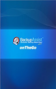 BackupAssist onTheGo - screenshot thumbnail