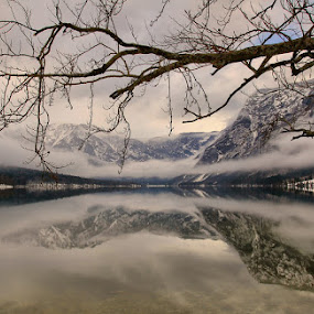 gloomy morning by Ld Turizem - Landscapes Waterscapes