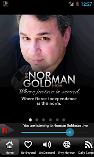 The Norman Goldman Show - screenshot thumbnail