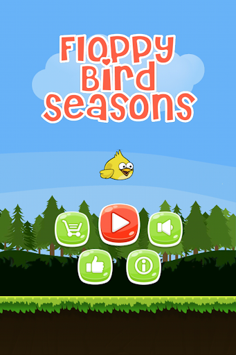Floppy Bird Seasons Premium